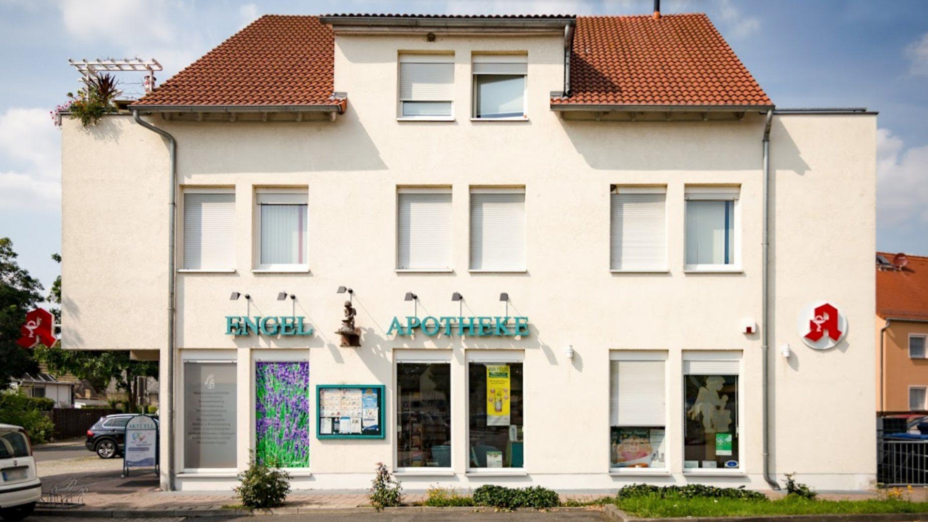 Engel Apotheke Naunhof Notdienst Medikamente Reiseapotheke Blutzuckermessung Diabetesberatung